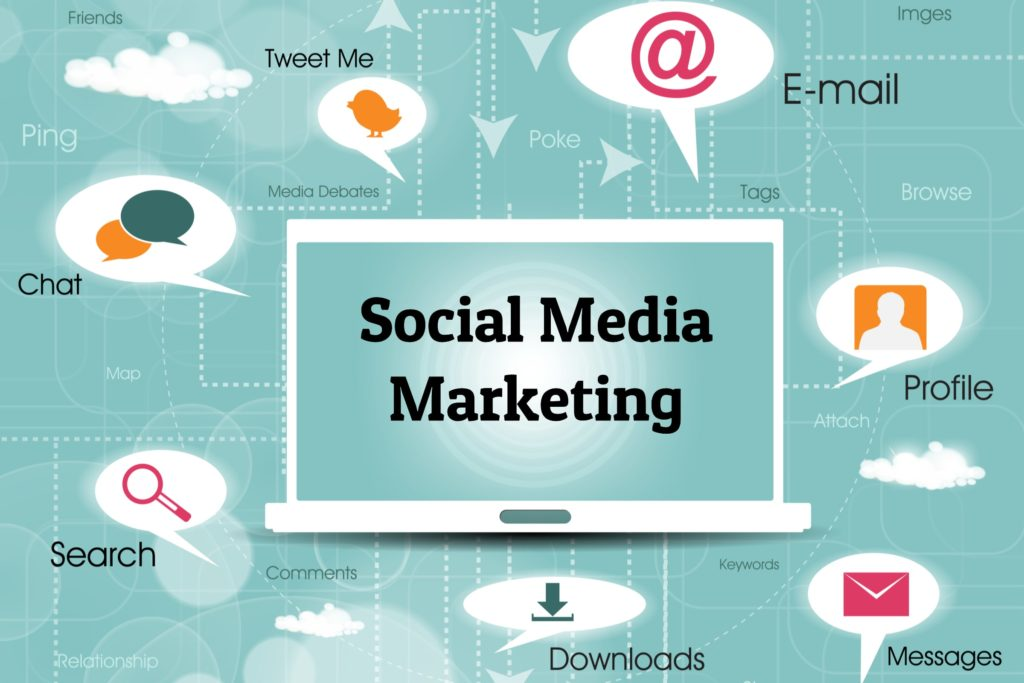 Social Media Marketing 1024x683 - Top 5 Digital Marketing Jobs In 2019