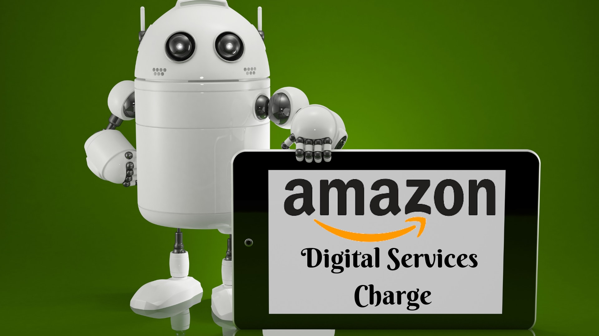 Amazon Digital Services Charge