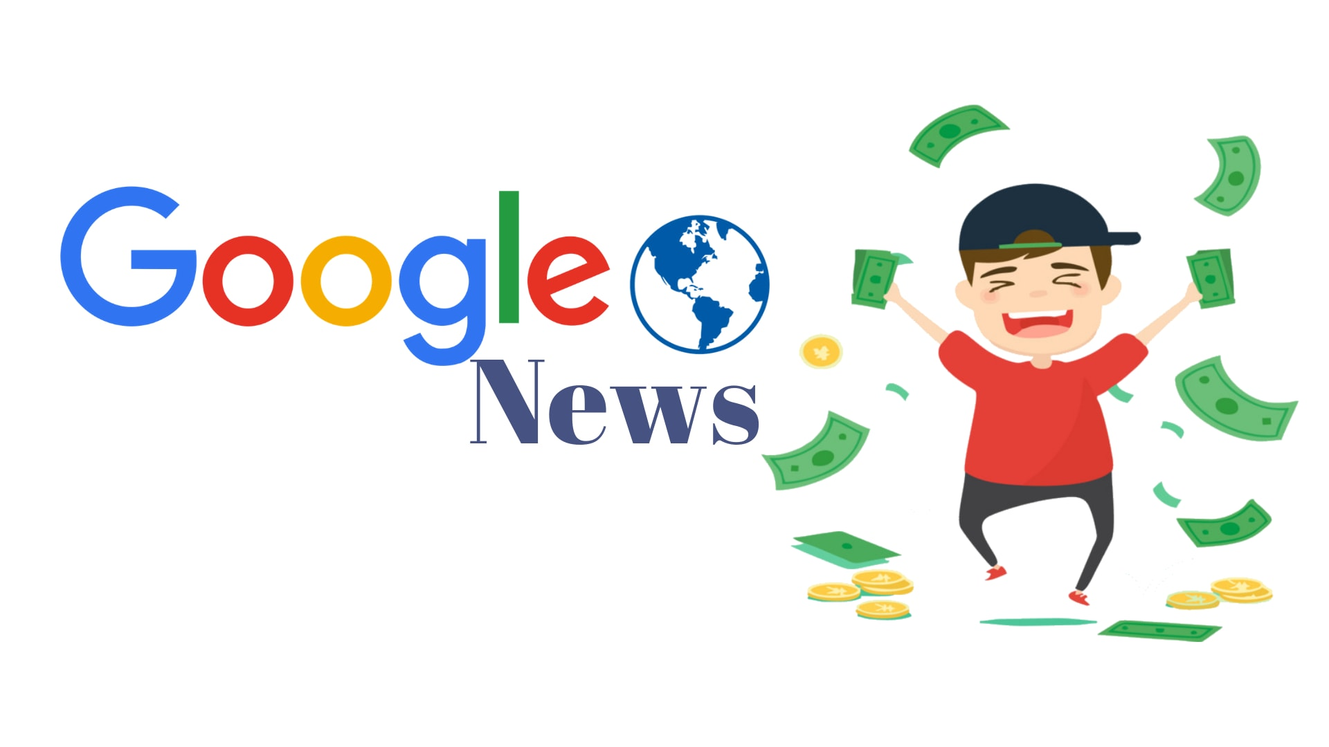 google news - 10 Legit Ways to Make Money Online With Google