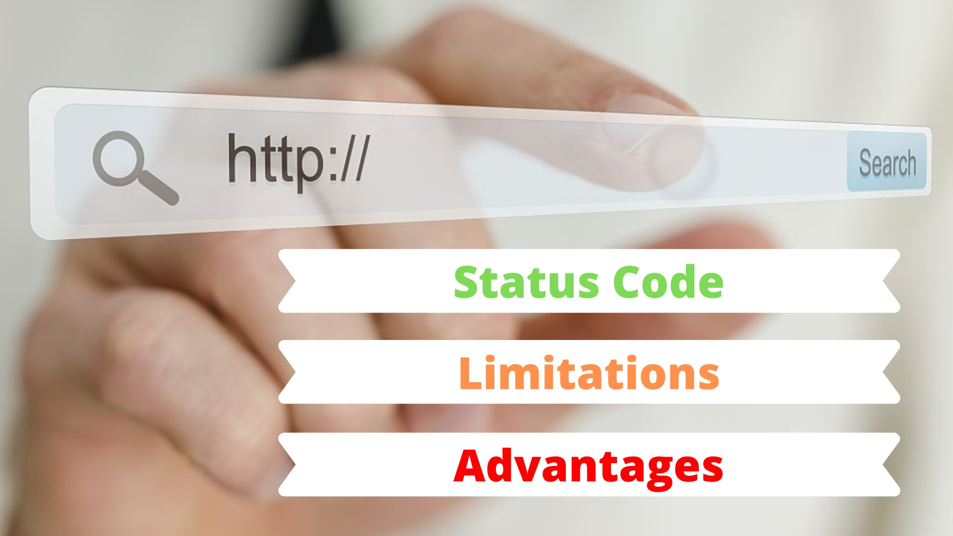 http full form - http full form and learn more about status code, Limitations