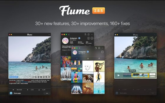 Flume - Theme Builder Layout