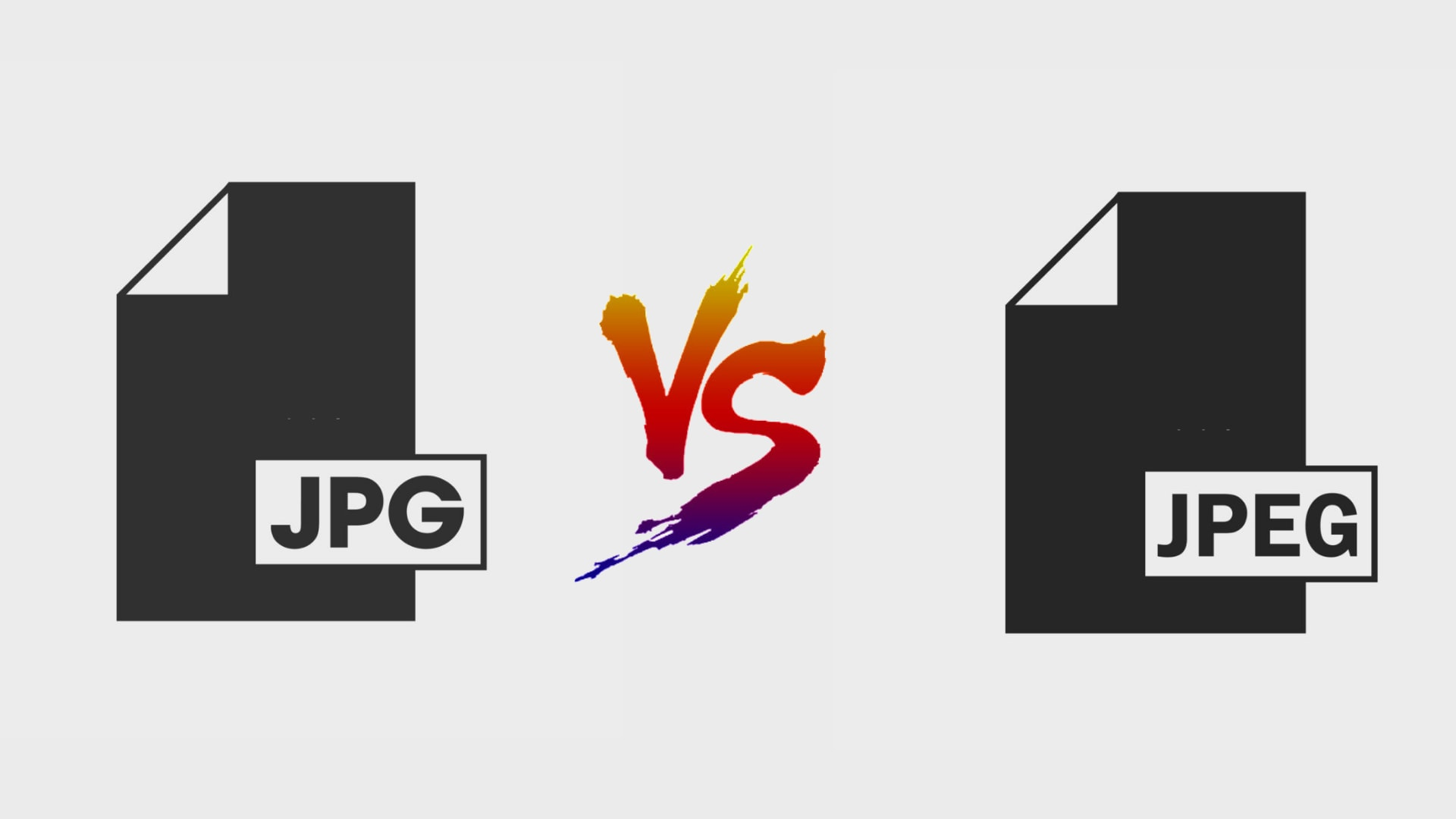 JPG vs JPEG, What is the Difference Between JPG vs JPEG