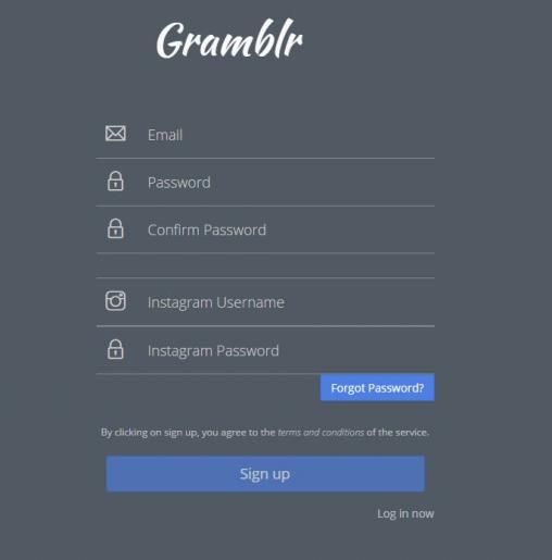 gramblrr - Deskgram - Top deskgram alternative [May 2020]