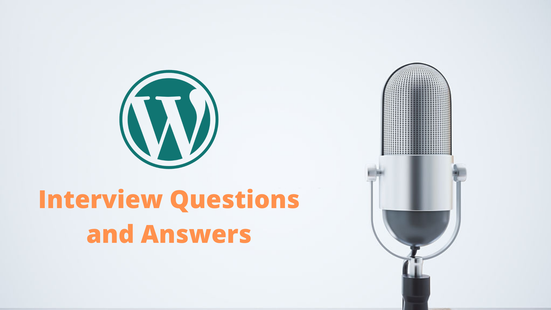 wordpress interview questions and answers - Top 35+ Wordpress Interview Questions & Answers in 2020
