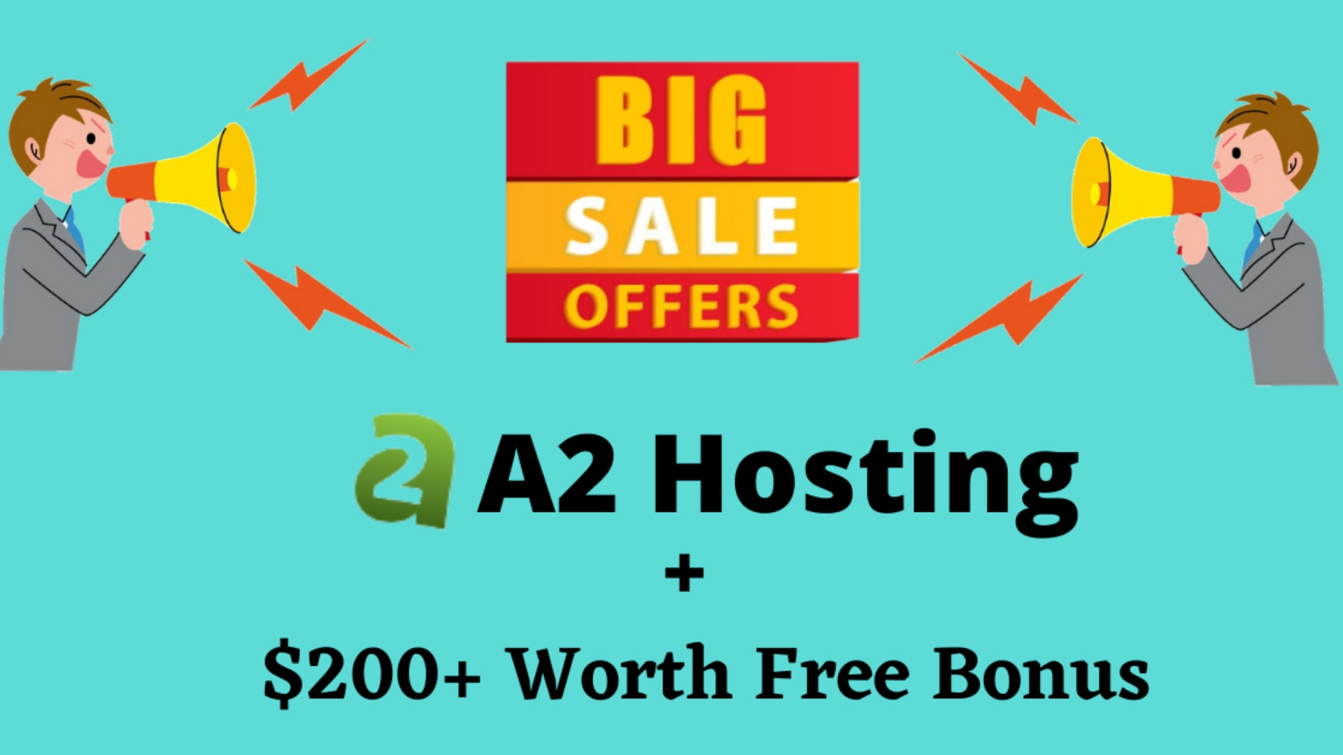 A2 hosting sale 66% off with special bonus