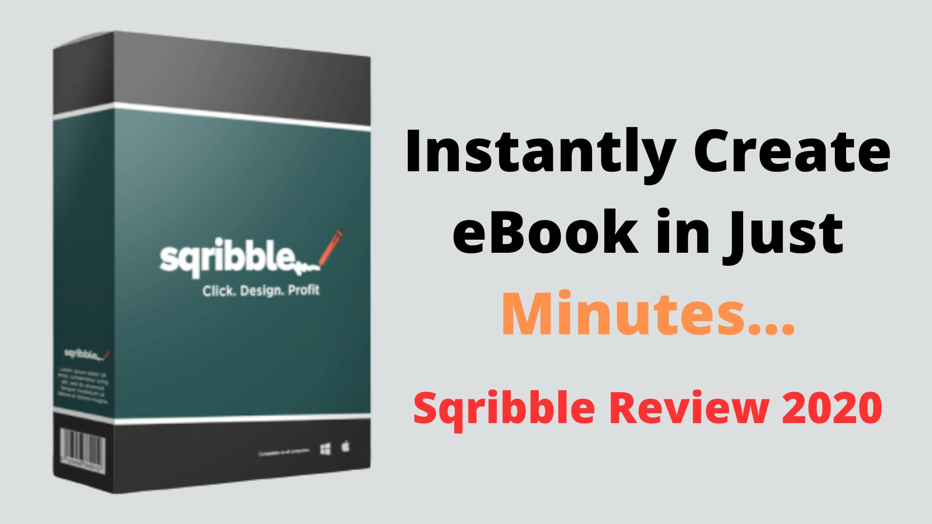 Sqribble Review 2020 - Sqribble Ebook Software: Honest Sqribble Review 2020