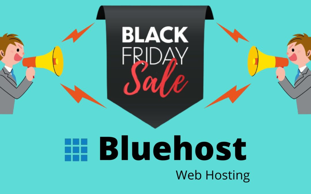 Bluehost Black Friday Deals 2020 Flat 70% off [Updated]