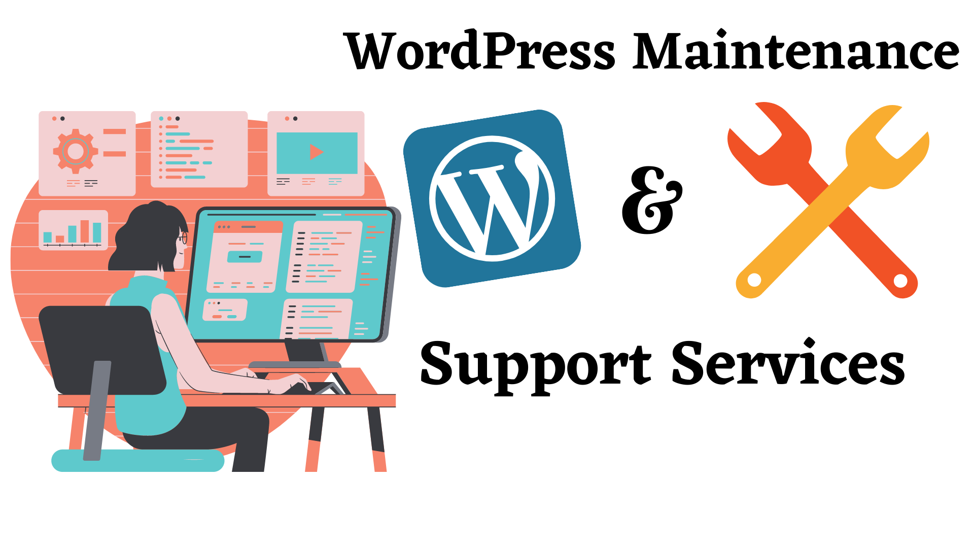 W - 15+ WordPress Maintenance and Support Services [Updated 2021]