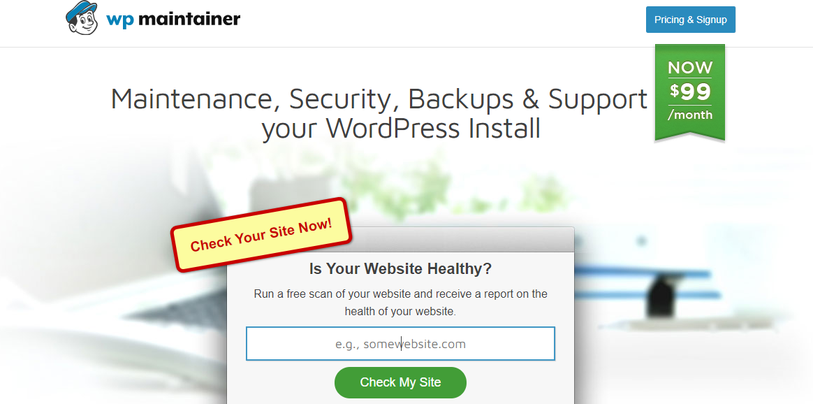 WP Maintainer - 15+ WordPress Maintenance and Support Services [Updated 2021]