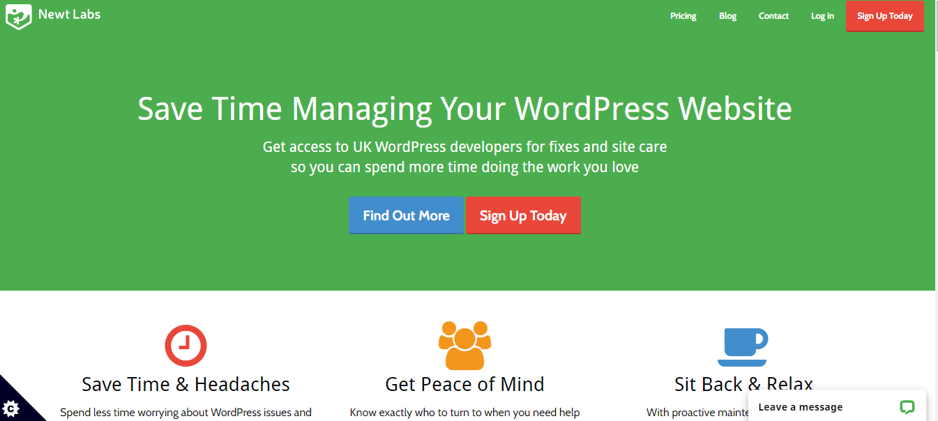 screenshot newtlabs.co .uk 2021.02.24 00 55 46 - 15+ WordPress Maintenance and Support Services [Updated 2021]